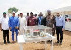 Construction of Rotary Center Abuja Flagged Off