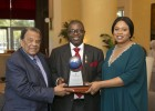 Sir Offor Honoured with International Humanitarian Award